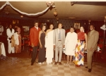 Louis Jr, Gwen, Jerri, Louis Sr, Sudie, JoEtta and Cecil (1972)