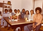 Babe(Sudie),Cecil,Harvey, Jerri, Louis,   JoEtta, Gwen and Maurice (1977)