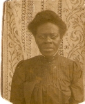 Aunt Clora, sister of Annie Self(Susie Self Ward's mother)