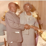 Crawford and Wyola commemorating 50 years of marriage