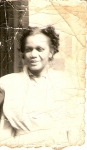 Elnora Wright Richardson  1909 - 1963 (Oldest child of Willie Wright & Sarah Watkins Wright)