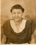 Mozelle Brown  (1920 - 1985) Daughter of Alberta & Earl